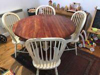 Laura Ashley Bramley Table & Chairs