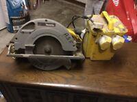 110 volt rip snorter & transformer