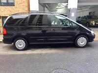 Volkswagen Sharan Tdi Automatic 7 seater 12 Months Mot