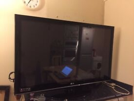 LG 50PS3000 50-inch Widescreen Full HD 1080p Plasma TV