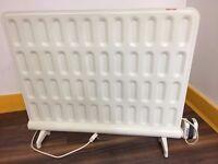 Large oil filled radiator / heater