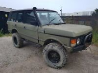 Range rover classic off roader 4x4