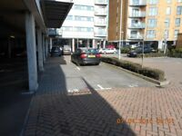 Cheap secure parking bays on a gated site, good location in Gants Hill, Essex