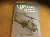 COBRA THE ATTACK HELICOPTER NEW BOOK