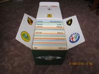 classic cars collectors club box set