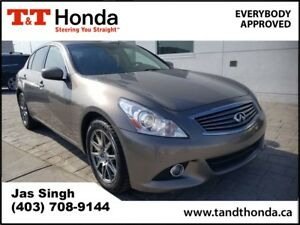 2012 Infiniti G37x Luxury * NAVI, Back Up Camera, Heated Seats