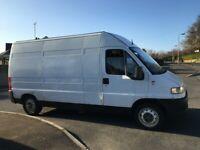 Fiat, DUCATO MAXI LWB, Panel Van, 1997, 2500 (cc) Good Camper Van Project