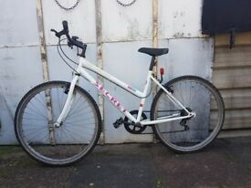 Ladies coventry eagle mountain bike
