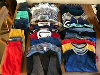 Boys Clothes Bundle Age 4-5 Years.