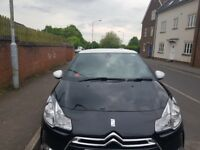 Citron DS3 Low milage, recently serviced at citron. Great car
