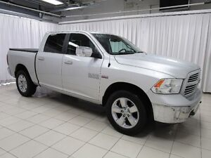 2013 Ram 1500 BIG HORN 4X4 CREW CAB HEMI 5.7 L w/ HEATED SEATS,
