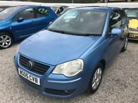 Volkswagen Polo 1.2 *12 MOT+3 MONTH WARRANTY*
