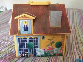 Take Along Playmobil House