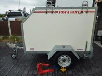 Tow A Van Box Trailer VGC