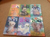 Zoe's Rescue Zoo children's books
