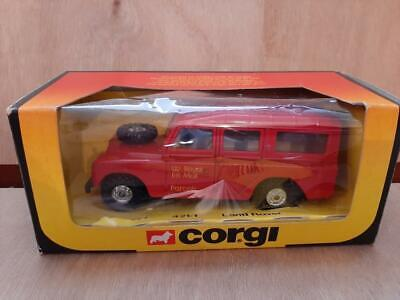 LAND ROVER SIII 109 SW - CJ 421/1 ROYAL MAIL PARCELS - MIB - RARE NOW