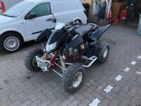 Apache 450 road legal quad