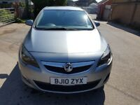 Vauxhall ASTRA 1.3 Excite petrol with service history