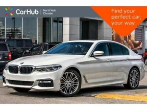 2017 BMW 5 Series 530i xDrive|Premium Pkg Enhanced|Sunroof|H/K A