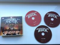 Monsters of Rock CD 3 disc set