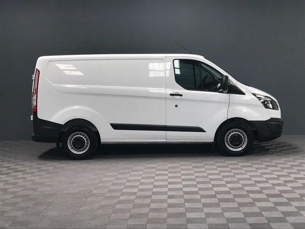 Ford Custom 2 2 Tdci 290 L1h1 Panel Van 2017 67 2020 Ford