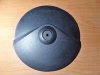"Roland CY-8 Dual Trigger 12"" Cymbal Pad"