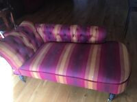Chaise longues sofa/day bed