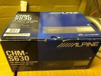 Alpine CHM-S630 CD Remote Changer