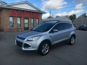 2015 Ford Escape SE 4x4 Navi Leather Camera