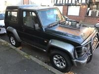 Daihatsu Fourtrak 2.8TDX Independent NEED GONE ASAP Off Roader