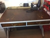 Beautiful antique desk. - Offers Welcome