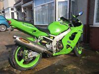 Kawasaki ninja zx 9r