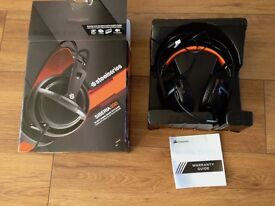 Gaming Headset Brand New in Box - Steelseries Siberia 200 with warranty