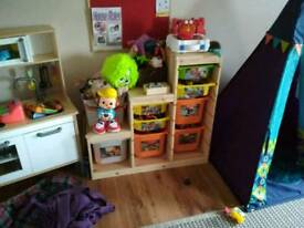 Ikea trofast toy store