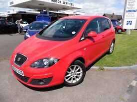 SEAT Altea TDI CR SE COPA (red) 2013