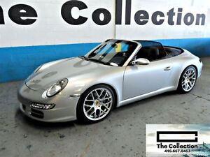 2008 Porsche 911 Carrera Convertible