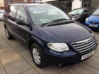 2006 56 Chrysler Grand Voyager 3.3 Petrol Automatic 7 seater