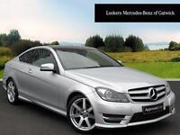 Mercedes-Benz C Class C250 CDI AMG SPORT EDITION PREMIUM PLUS (silver) 2014-06-30