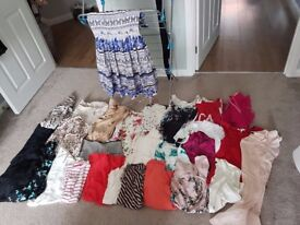 Size 12 clothes - large bundle 25+ items