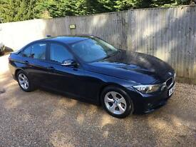 Bmw 320d effiency dynamics
