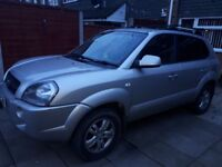 2007 HYUNDAI TUCSON LIMITED 2.0 TURBO DIESEL
