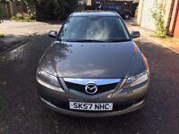2007 Mazda6 2.0 TD TS2 5dr Manual @07445775115@
