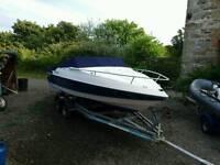 Stunning Wellcraft 192 classic -sports boat