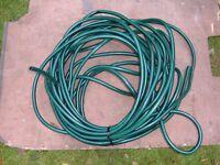 used garden hosepipe