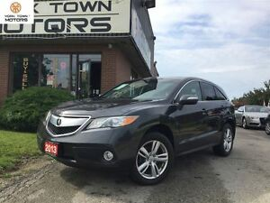 2013 Acura RDX TECH Pkg| NAV| BACK-UP CAM| ONE OWNER