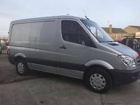Mercedes Sprinter 209 CDi SWB