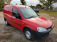 1 OWNER VAUXHALL COMBO 1.3 CDTI 2007 DIRECT FROM ROYAL MAIL WITH FULL SERVICE HISTORY NEW MOT