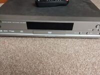 2 x DVD players