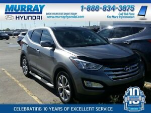 2013 Hyundai Santa Fe Sport 2.0 SE AWD with Bluetooth