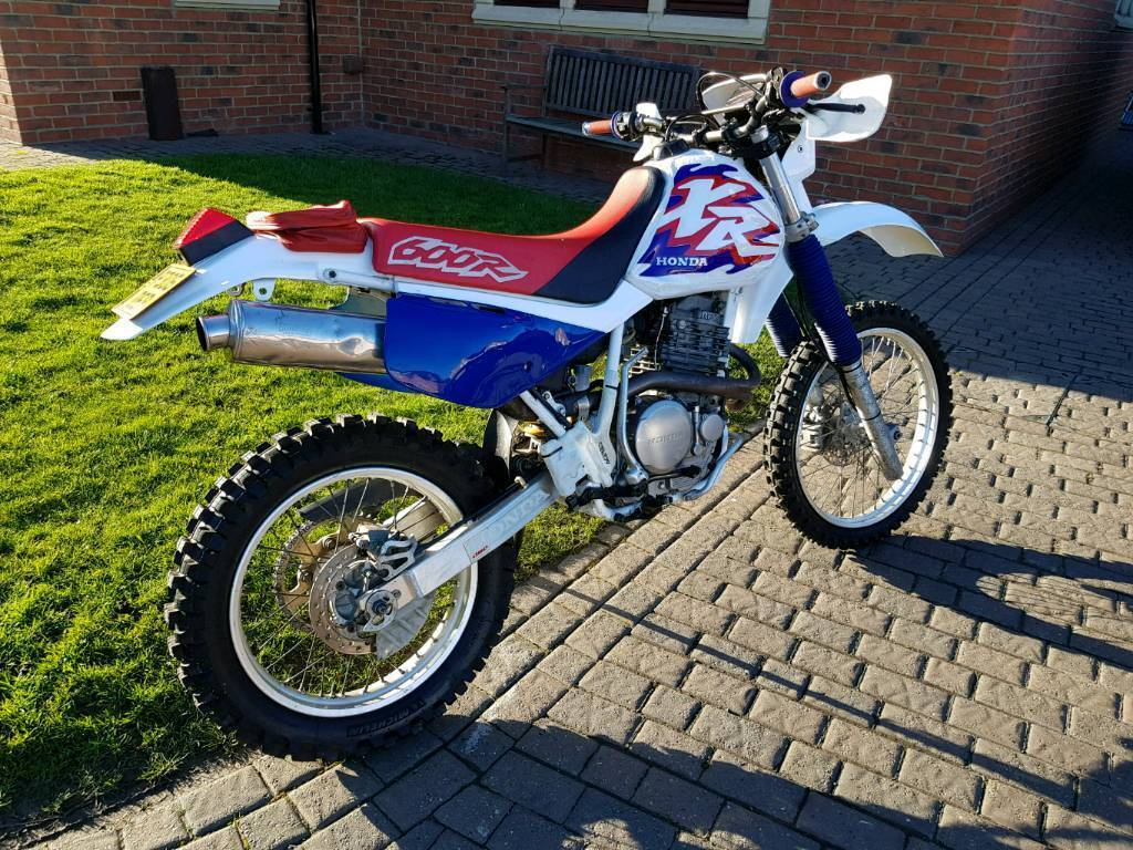Мотоцикл Honda XR 600 R 1990 Цена, Фото, Характеристики, Обзор, Сравнение на БАЗАМОТО